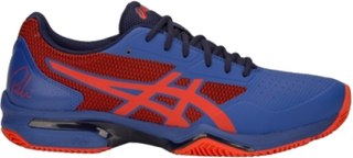 Asics Lima Padel 2 Blue/Fiery Red 44.5