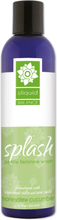 Sliquid: Balance Splash, Feminine Wash, Honeydew Cucumber, 255 ml