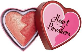 I Heart Heartbreakers Shimmer Blush, Makeup Revolution Rouge
