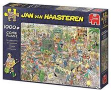 Jan Van Haasteren Pussel - Trädgårdscenter 1000 Bitar