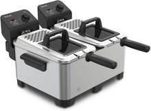 Tefal Double Pro Fritös FR361010