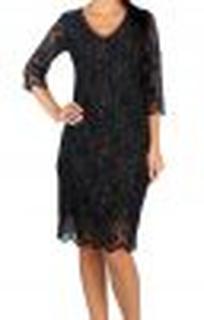 Lurex Lace dress