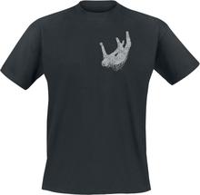 Korn - Wired -T-skjorte - svart