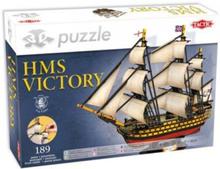 HMS Victory Puzzle 3D