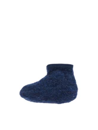 NAME IT Baby Wool Slippers Men Blue