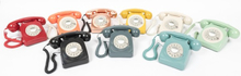 GPO 746ROTARYGRE Roterende telefon