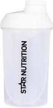 Star Nutrition Shaker, 500ml, White