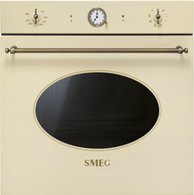 Smeg 60 cm Colonial Multifunktionsugn med Pyrolys