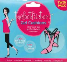 The Foot Factory Gel Cushions 2 paria