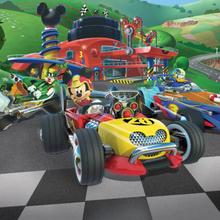 Walltastic Fototapet Mickey Roadster 45293