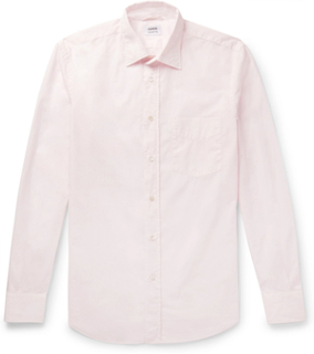 Cotton-poplin Shirt - Pink
