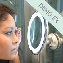 Revolt DEMO Sminkspegel LED 5x med sugproppsfäste