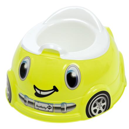 Safety 1st potte i bildesign Fast and Finished lime 32110143