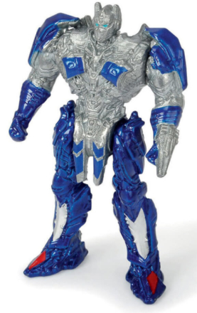 Transformers - Optimus Prime Robot Diecast Model - 1/64