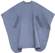 Trend Design NANO Compact Färbeumhang Uni Grau