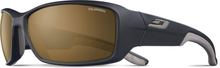Julbo Run Polarized 3 Sunglasses Men matt black/grey/brown 2020 Solbriller