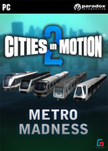 Cities in Motion 2: Metro Madness (DLC)