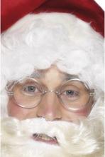 Jultomte glasögon silver