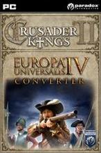 Crusader Kings II: Europa Universalis IV Converter (DLC)