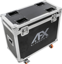 AFX Flightcase for 2 x Beam 100 Moving heads