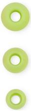 Ekstra øreplugger 3 par Grønn