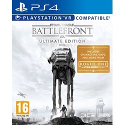 Star Wars Battlefront Ultimate Edition PSVR (Playstation 4) - wupti.com