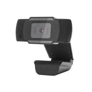 Plexgear 720 p webkamera. Webkamera med HD-oppløsning