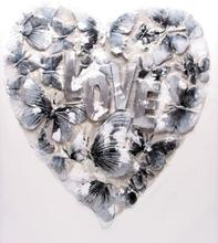 Tavla oljemålning - Love