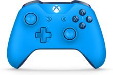 Kontroler bezprzewodowy do konsoli Xbox — niebieski
