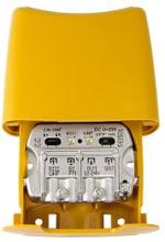 Televes Mastforsterker UHF/DAB, FM, Sat