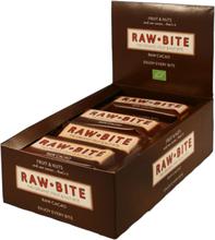 12 x Choklad EKO (veg.), 50 gram, 50 g