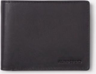 J.LINDEBERG Cow Leather Wallet Man Svart