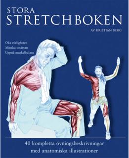 Stora Stretchboken, Kristian Berg
