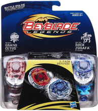 Beyblade Grand Cetus & Rock Zurafa - Hasbro