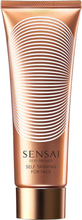 Sensai Silky Bronze Auto Bronzer Self Tanning for Face, 50 ml Sensai Brun utan sol