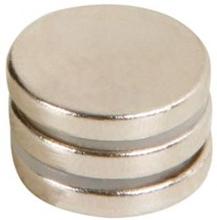 Neodym-magneter 18 mm 3-pk.