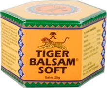 Tigerbalsam Soft, 25 gram