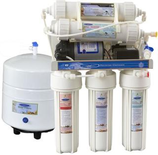 Vattenrenare Vattenfilter Omvänd Osmos Compact 3000 MP Vattenrening Med Tryckpump
