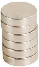 Neodym-magneter 12 mm 6-pk.