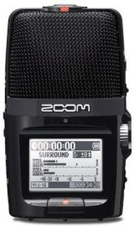 Zoom H2n Lydopptaker
