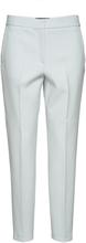 Sundae Suiting Tailored Trousers Bukser Med Rette Ben Blå French Connection