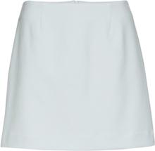 Sundae Suiting Mini Skirt Kort Skjørt Blå French Connection