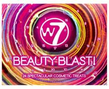 W7 Beauty Blast! Advent Calendar 2019 24 kpl