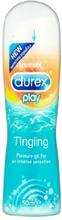 Durex Play Tingeling - Vattenbaserat glidmedel med bubblande effekt 50 ml