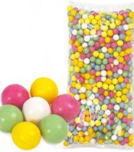 1000 stk Hannah Bubblegum Ball - EKSTRA STOR Pose med Tyggiskuler