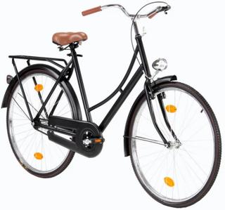 Nederlandsk sykkel for dame 28