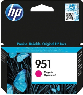 Hp HP OfficeJet Managed MPF P27724dw HP 951 Blekkpatron magenta, 700 sider