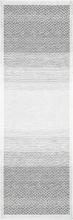 Ekelund - Carly Løper 35x120 cm Grå sirkler