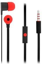 HTC RC E295 Stereo Hovedtelefoner - Sort / Rød