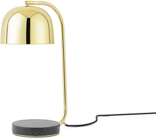 Normann Copenhagen Grant Bordlampe Messing